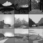 Composition study 4