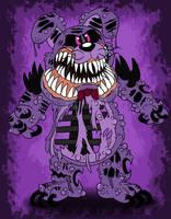 Twisted Bonnie by Rustywolf14