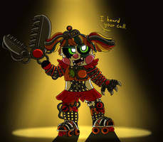 Scrap Baby by Rustywolf14