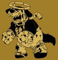 Brute Boris by Rustywolf14
