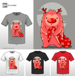 Cute monster t-shirt_04