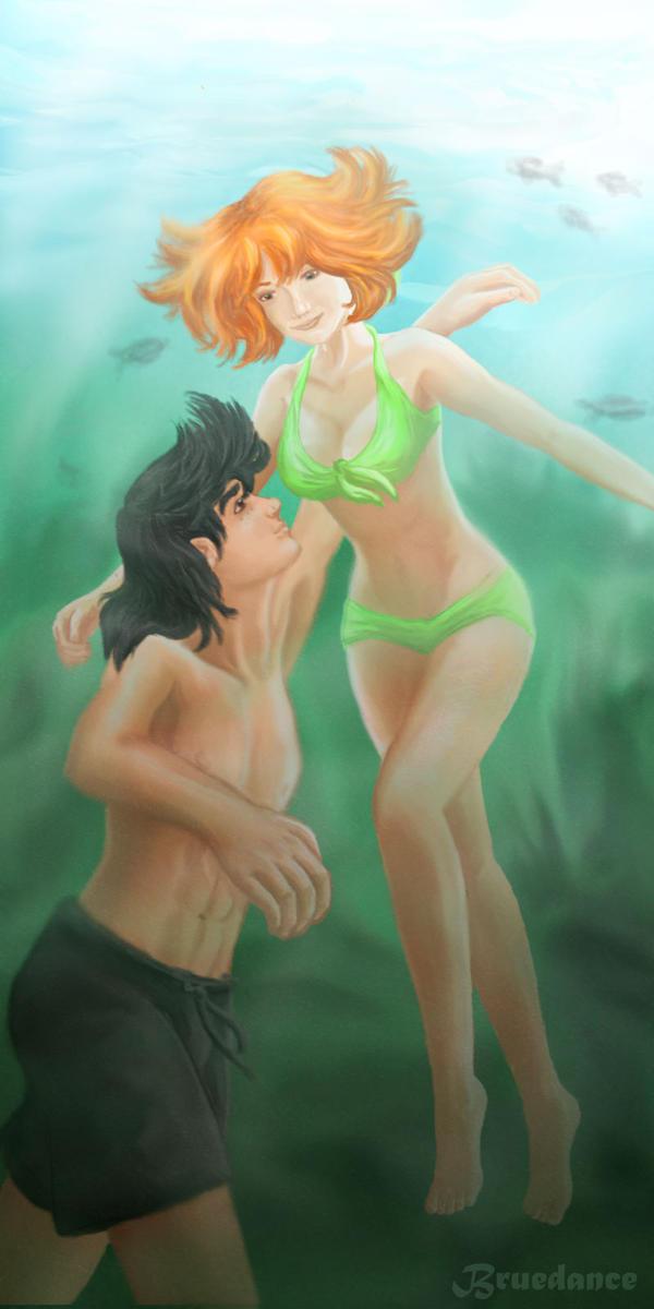 Underwater by Bruedance
