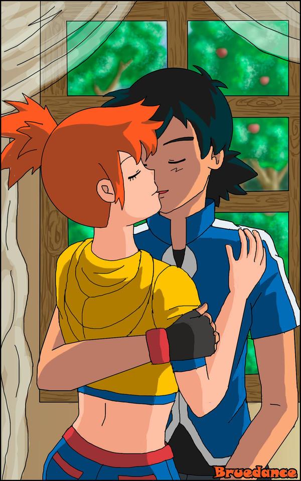 Kiss by Bruedance