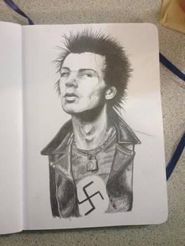 Sid Is A Nazi