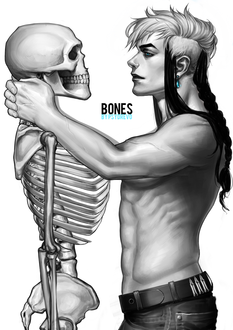 Bones by psydrevo