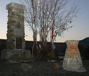 Gravesite of Chief Joseph