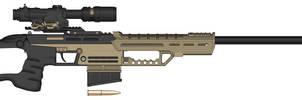Wasteland Arms Short Range AP Rifle