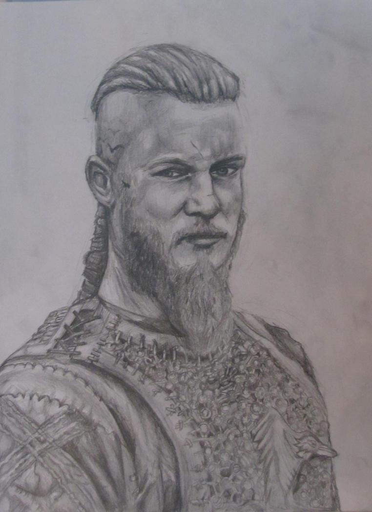 Ragnar Lothbrok By NinjaPickle1881 On DeviantArt