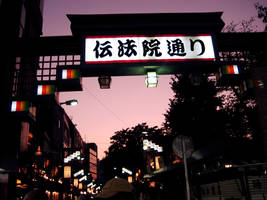Asakusa. by eiryu-keira