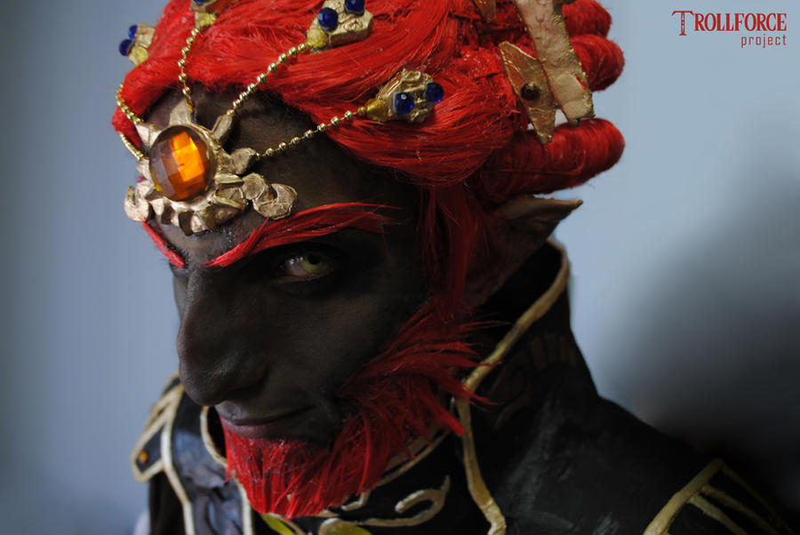 Legend of Zelda - Ganondorf by Trollforce