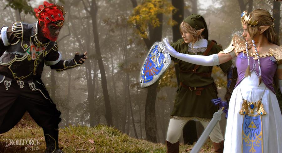 The Legend of Zelda by Trollforce