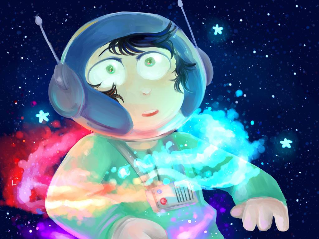 space boy by SeaSalties