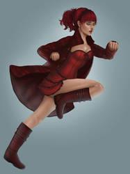 Paige Raytheon by Lixuu