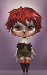 My little Owl by Lixuu