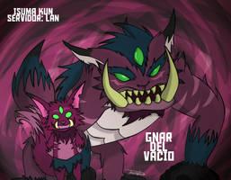 Gnar del vacio by Isux