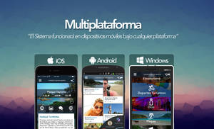 Preview 2 App Turismo Multiplataforma by Isux
