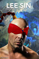 LEE SIN [REAL LOL CHAMPIONS] by Isux
