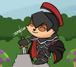Teemo Medieval Knight by Isux