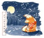 Cristmas fox