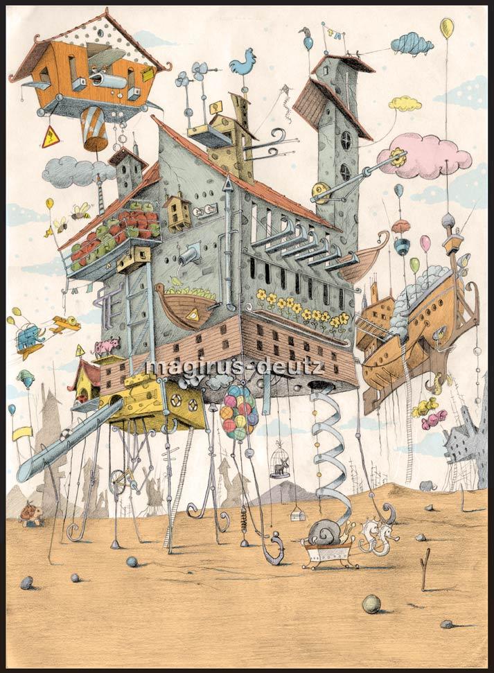 fable factory 2 by magirus-deutz