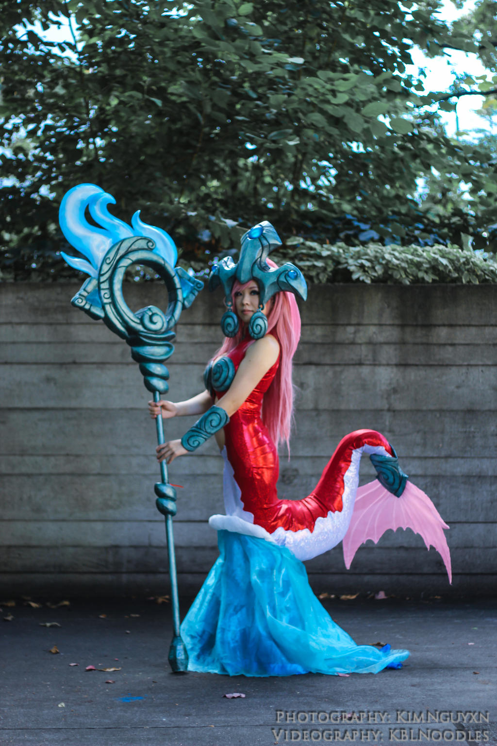 How To Make A Paper Mache Mermaid Tail