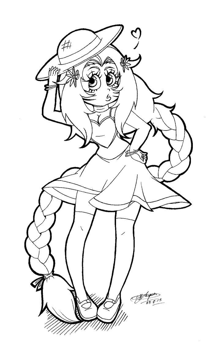 Shannon Uzumaki Cartoonime! :3 by shannonxnaruto