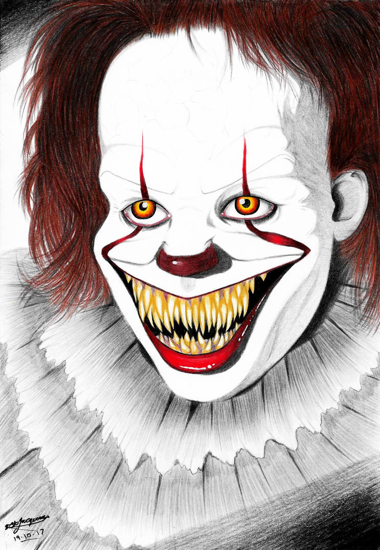Pennywise 2017 (Portrait 2.) :3
