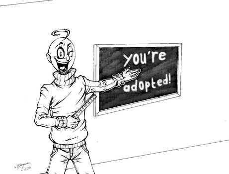 BBIEAL: You're Adopted Meme!