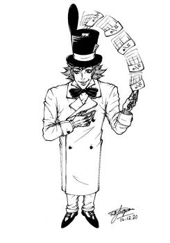 BTAS: The Mad Hatter.