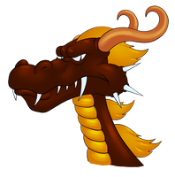 Dragon Head Sketch