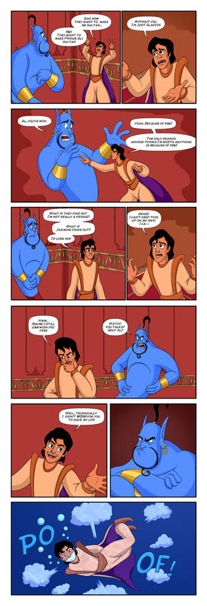 How Aladdin Could Have Ended