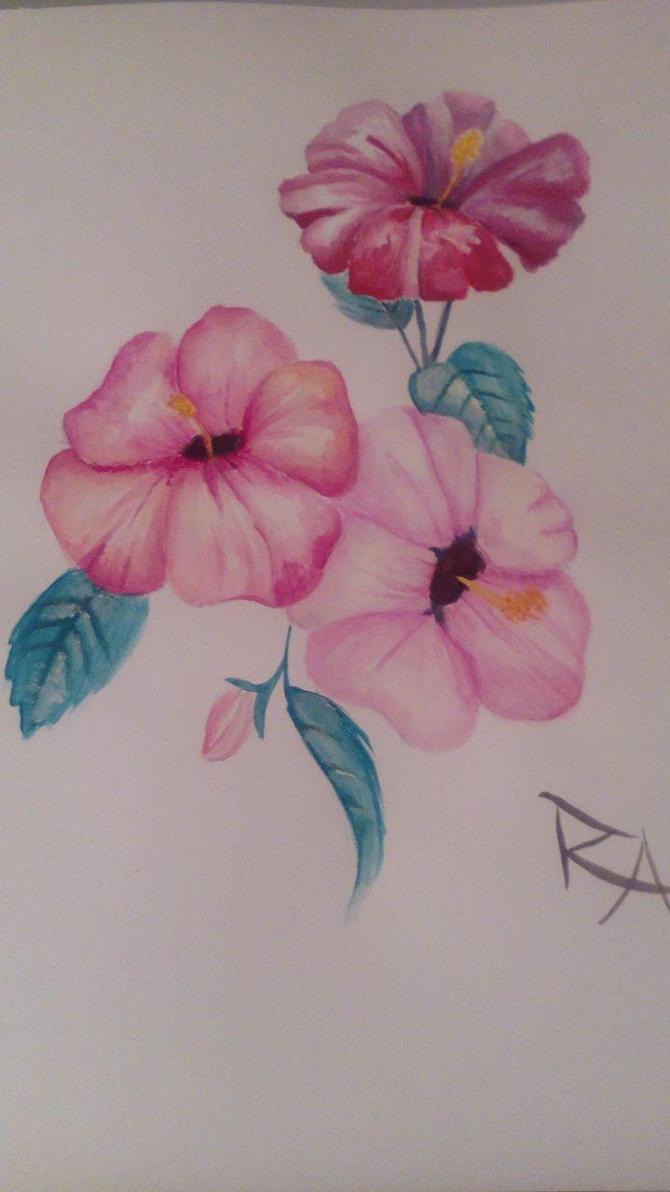 Flowers by IreneAlg
