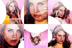 Lana Del Rey Icons by Blowthat
