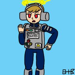 EHB Space Robot 001