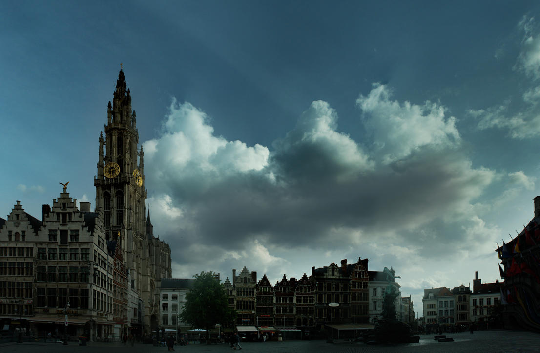 Antwerp by ladiespet