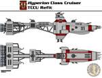 TCCU Hyperion Class Refit