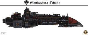 Maniraptora Frigate