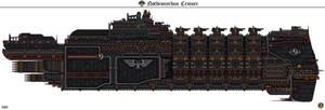 Nothronychus Cruiser by Martechi