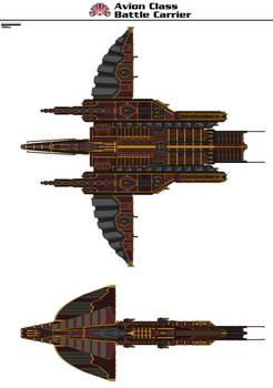 Avion Battle Carrier