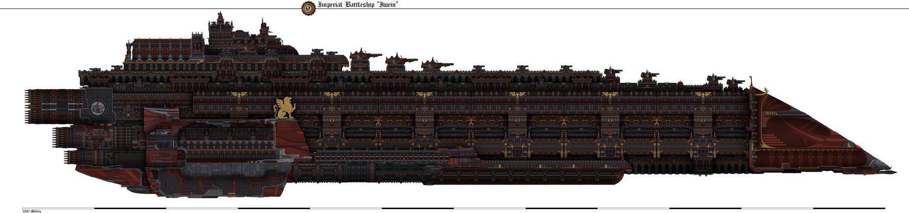 Battleship 'Iwein'