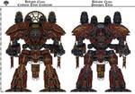 Bellator Principes+Centurion (Cambrian Warlords)