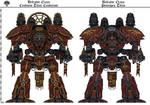 Bellator Principes+Centurion (Cambrian Warlords)