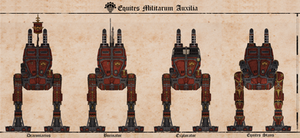 Equites Militarum Auxilia