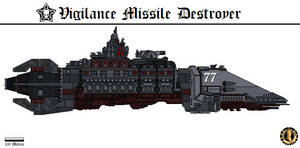 Vigilance Destroyer (Gahmuret Fleet)