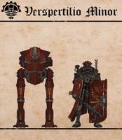 Verspertilio Minor Sentinel by Martechi