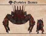 Oxybeles Aranea