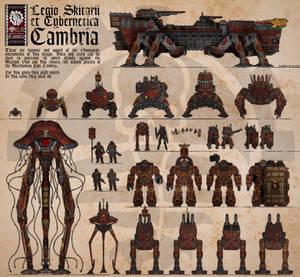 Legio Skitarii et Cybernetica Cambria