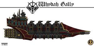 Whydah Gally (Rogue Trader)
