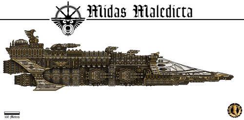 Midas Maledicta (Rogue Trader) by Martechi