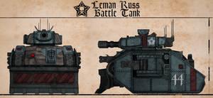Leman Russ Battle Tank (Gahmuret)